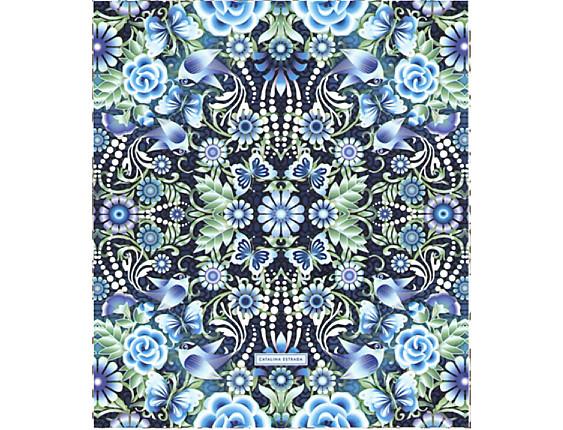 Textil Tarragó - Fouta estampado Catalina Estrada CAT10