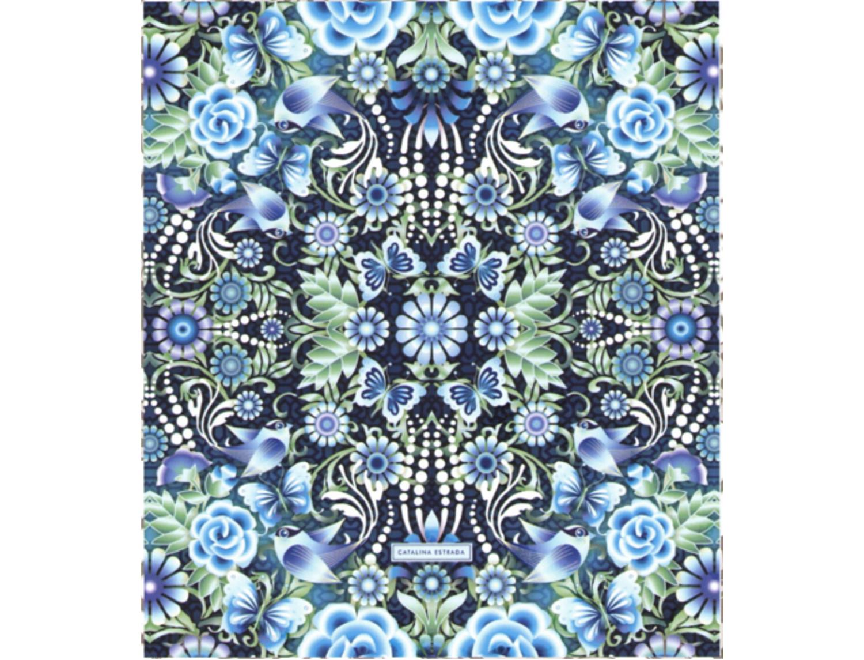 Textil Tarragó Fouta estampado Catalina Estrada CAT10