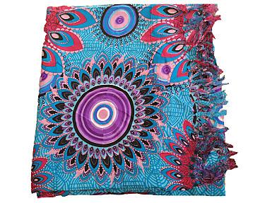 Textil Tarragó - Toalla Pareo Kikoy Mandalas PRK27