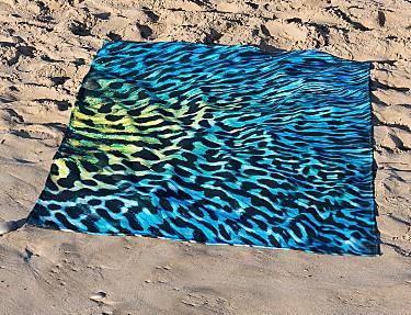 Euromoda Iceberg - Toalla de playa Skin