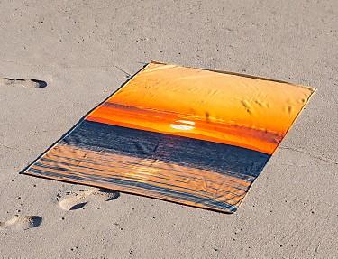 Euromoda Iceberg - Toalla de playa Sunset