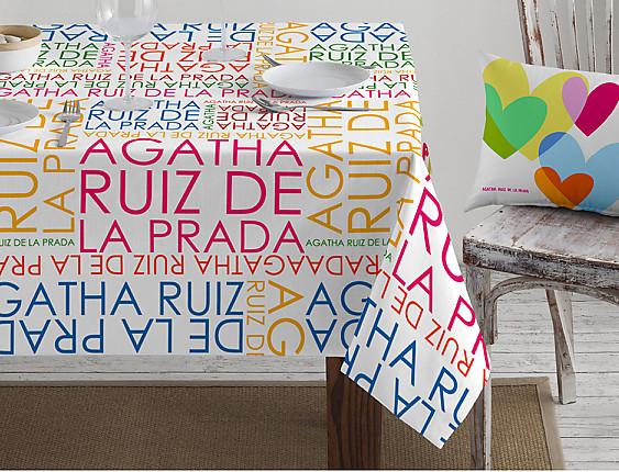 Barbadella Home - Mantel Agatha Fun DIG 032 BIG