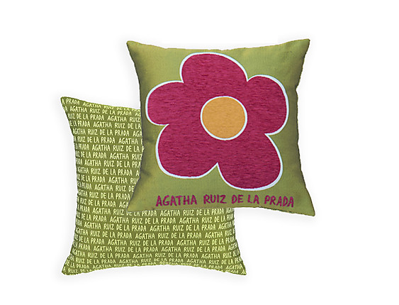 Barbadella Home - Funda de cojín reversible Agatha Enjoy JAC 007