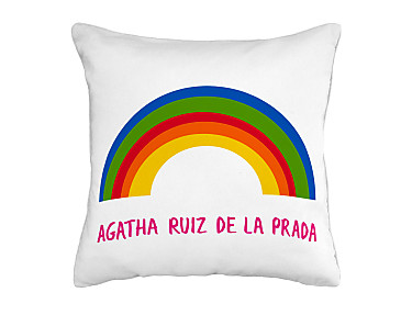 Barbadella Home - Funda de cojín outdoor Agatha Happy DIG 002