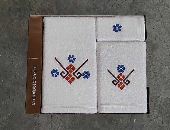 Nuestros Productos - Juego de toallas J1704