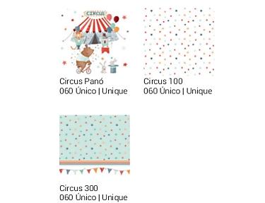 JVR - Tejidos coordinados Circus