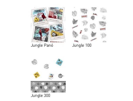 JVR - Tejidos coordinados Jungle