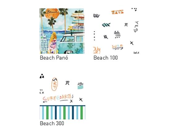 JVR - Tejidos coordinados Beach