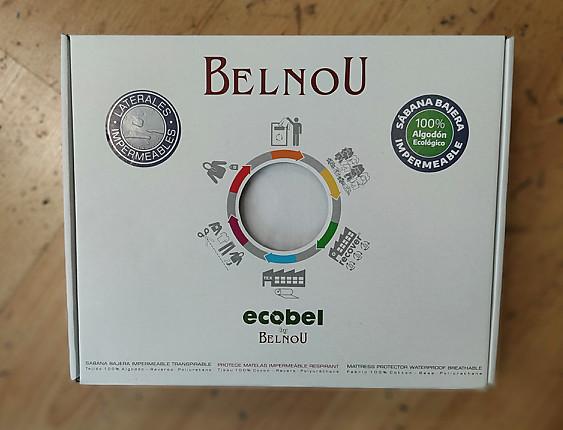 Belnou - Bajera impermeable Ecobel 100% algodón ecológico