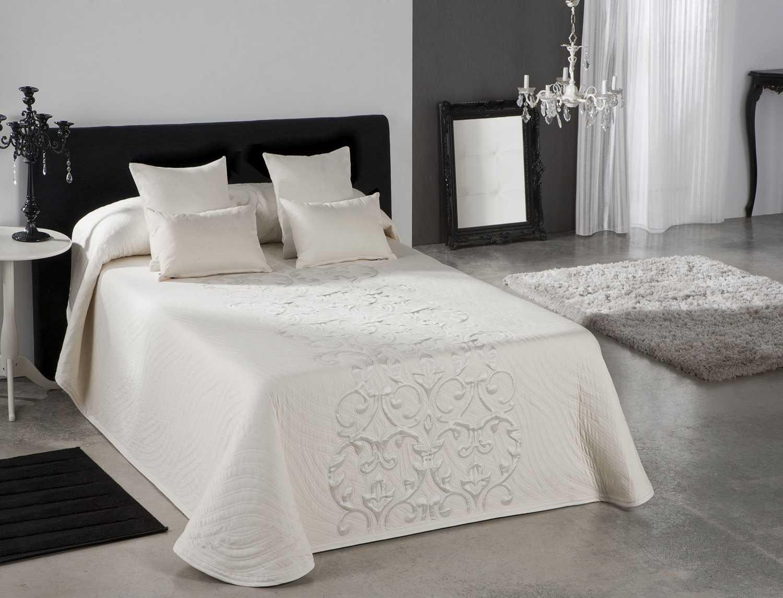 Colcha jacquard piano centro textil hogar - Colchas para camas de 150 ...