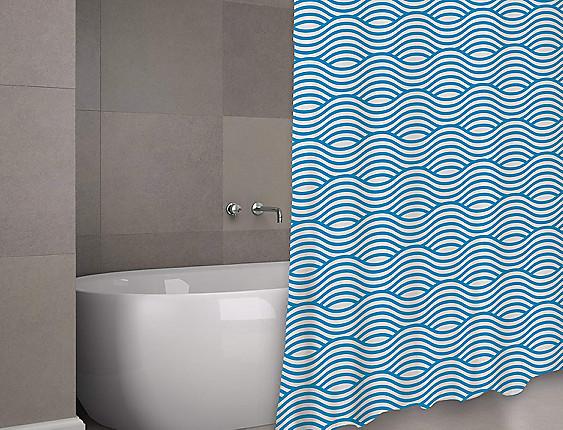 Nuestros Productos - Cortina de baño Sahara