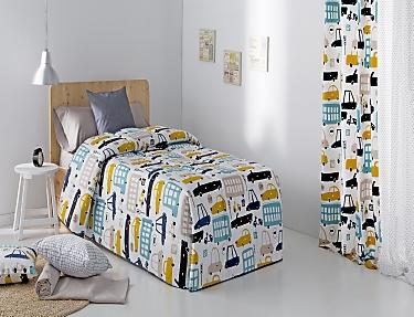 Sansa - Edredón Conforter Coches