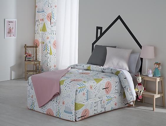 Sansa - Edredón Conforter Unicornio