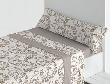 Trovador - Juego de cama de invierno Coralina Vintage