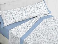 Juego de cama franela Reims