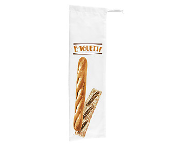 Nuestros Productos - Bolsa para pan baguette