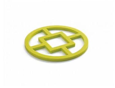 Nuestros Productos - Salvamanteles silicona Pistacho