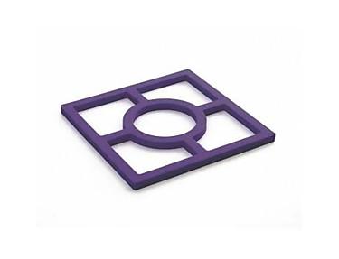 Nuestros Productos - Salvamanteles silicona Púrpura