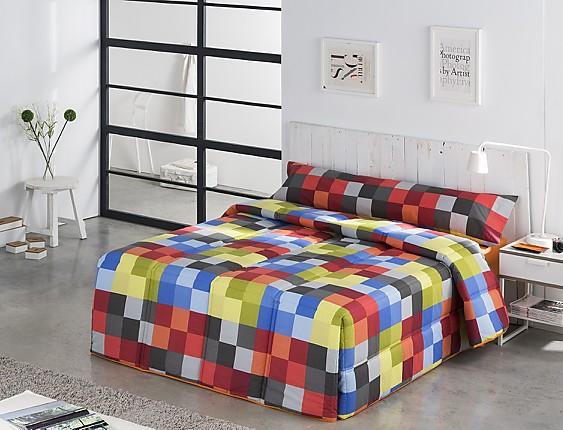 Confecciones Paula - Edredón Conforter Kolor
