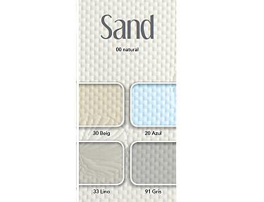 Cañete - Cojín con relleno Sand