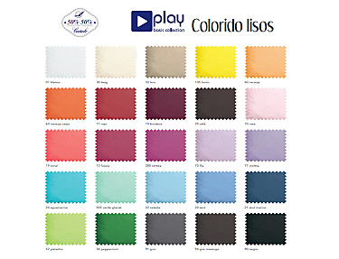 Cañete - Tejido encimera liso Play Basic Collection