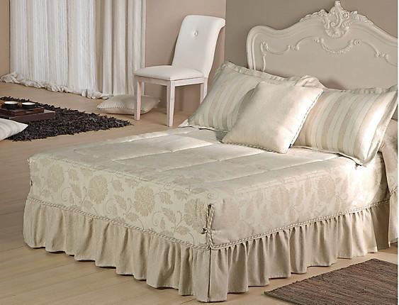 Cañete - Semiconforter Jacquard Enco Raya medida especial