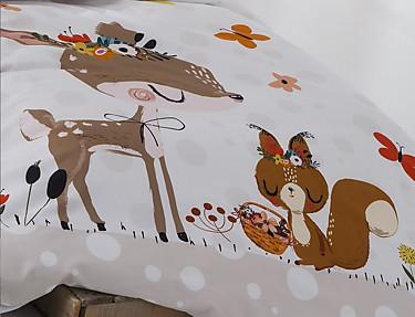 Sansa - Tejido Bambi Panot
