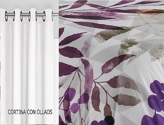 Confecciones Paula - Cortina con ollaos Sidney Paula