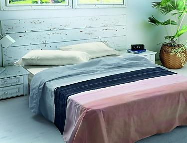 Euromoda - Juego de cama 100% Algodón Sore