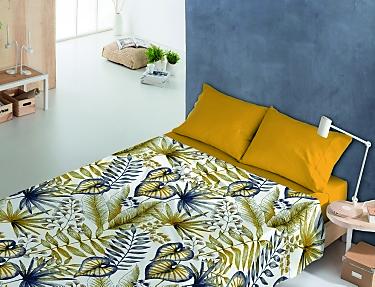 Euromoda - Juego de cama 100% Algodón Tel Aviv