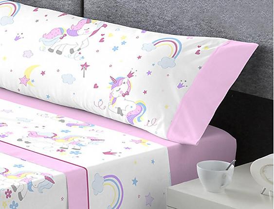 Catotex - Juego de cama Unicornio