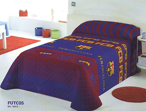 Euromoda Naturals - Colcha FC Barcelona 13700