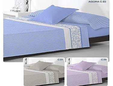 Reig Marti - Juego de cama de invierno coralina Agora