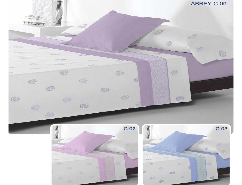 Reig Marti Juego de cama de invierno coralina Abbey