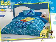 Funda nórdica Bob Esponja Pool