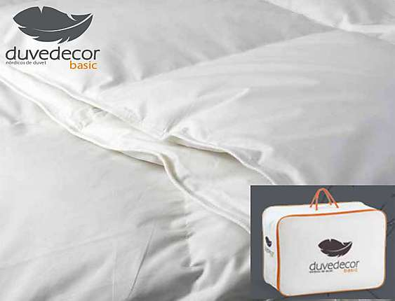 Duvedecor - Edredón nórdico Golden