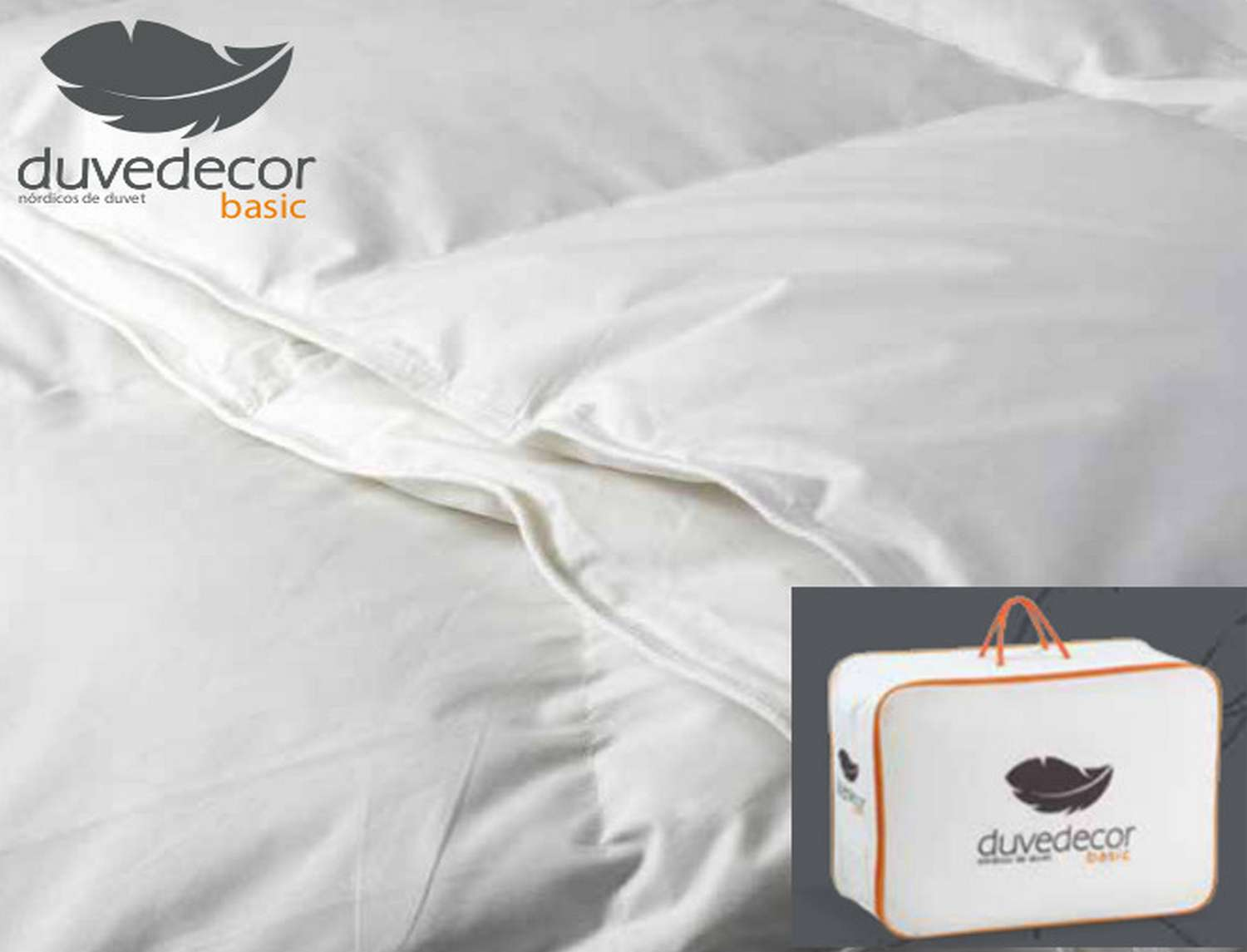 Duvedecor Edredón nórdico Golden