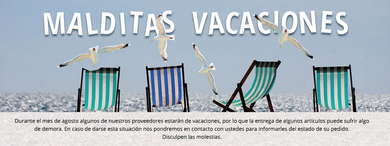 Malditas vacaciones